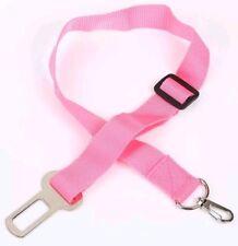 Dog Safety Belt Car Strap Seatbelt Adjustable Harness Travel Pet Supply ABD0