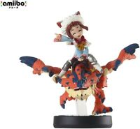 Amiibo 3DS Monster Hunter Stories Rathalos & RIder Girl Woman/Nintendo