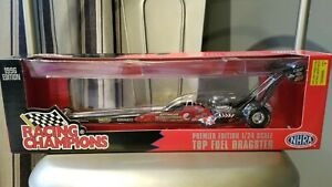 1996 Racing Champions CONNIE KALITTA NHRA Top Fuel Dragster 1/24 Die Cast NEW