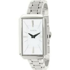 Nixon A284100 Women's Silver Steel Bracelet With White Analog Dial Genuine Watch