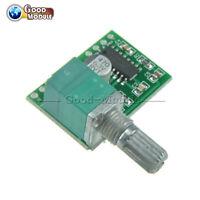 PAM8403 5V 2 Channel USB Power Audio Amplifier Module Board 3Wx2 Volume Control