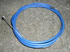 Universal Brake Cable to Suit BMX Mountain Road Bikes Disc Rim Caliper Brakes Blue