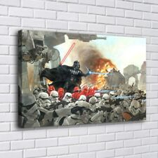 Star Wars Darth 16''X26'&# 039; Hd Canvas prints Painting Home Decor Picture Wall art
