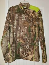 Under Armour Realtree Long Sleeve Compression Shirt Xl