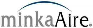 Minka-Aire 3.5 Inch Ceiling Fan Downrod - Brushed Aluminum - DR503-ABDD