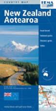 Nouvelle-zélande Aotearoa, HEMA Maps, Excellent Livre