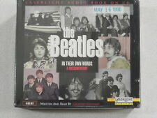The Beatles in Their Own Words: A Rockumentary 5 disc CD Box Set SEALED