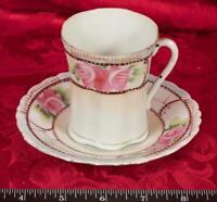 Vintage Tea Cup & Saucer made in Japan mbh