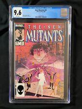 New Mutants #31 CGC 9.6 (1985)