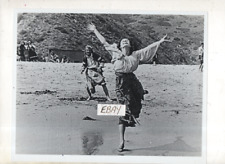 "ANNA PAVLOVA, THE DUMB GIRL OF PORTICI 1916  PHOTO 10"" X 8"""