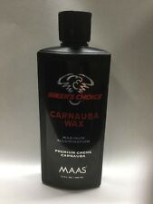 Motorcycle Carnauba Wax Bikers Choice Wax  Made In USA!!! 12oz. Harley Honda BMW