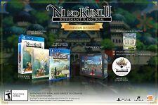 Ni No Kuni II 2 Revenant Kingdom Premium Edition [Sony PlayStation 4 PS4] NEW