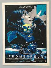 N.E. PROMETHEUS GID VARIANT AP Movie Print Poster Limited Edition New Flesh