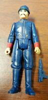 Vintage 1980 Kenner Star Wars Bespin Security Guard Figure Gun No Repro Origin.