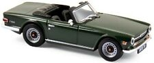 Triumph Tr6 1970 English Green 1/43 NOREV 350093 Roadster