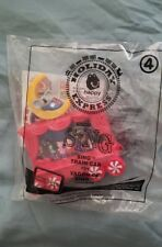 McDonalds Holiday Express 2017 Happy Meal Toys Number #4 Sing Train Car