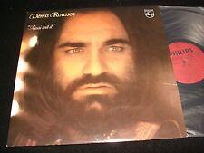 "DEMIS ROUSSOS<>AINSI SOIT-IL<>12"" Lp Vinyl~Canada Pressing~PHILIPS 9101 157"