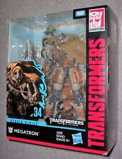 Transformers Studio Series MEGATRON 34 Leader Class DOTM Movie New Sealed
