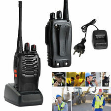 Baofeng BF-888S Long Range Walkie Talkie UHF 400-470MHZ 2-Way Radio 16CH AU