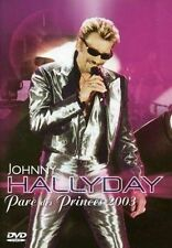 "DVD ""Johnny Hallyday : Parc des Princes 2003""     NEUF SOUS BLISTER"