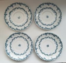 4 x Antique VINTAGE Hanley China J. & G. Meakin made in England 4 dessert plates