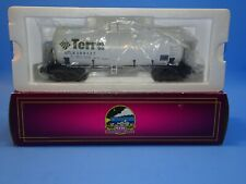 MTH 20-96096 TERRA CHEMICALS FLOW TANK CAR O SCALE
