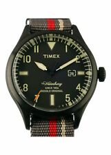TIMEX ARCHIVE Mens Watch Model WATERBURY TW2U00600LG