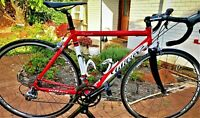 WILIER TRIESTINA LAVARDO ITALIAN ULTRA LIGHT U3BT RACING/ROAD BIKE SIZE (M=54CM)