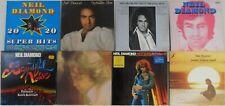 8x Vinyl LP Bundle Sammlung Neil Diamond - Beautiful Noise / Serenade/ ...