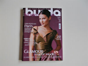 Burda Modemagazin 12 / 2006 Dezember 2006 Burda style inkl. Schnittmuster