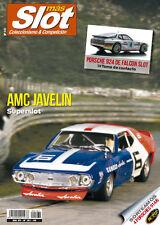 Magazine Mas Slot revista coleccionismo Julio 2017 nº181  AMC Javelin