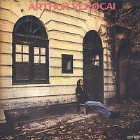 ARTHUR VEROCAI Self-titled Debut CD MINT BRAZILIAN WORLD