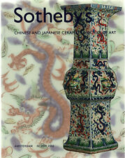 SOTHEBY'S CHINESE AND JAPANESE CERAMICS & WORKS OF ART / AMSTERDAM 22 MAY 2002