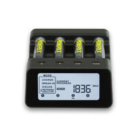 PowerEx MH-C9000PRO Professional Battery Charger Analyzer AA AAA NiMH NiCd Maha