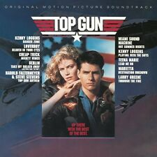 TOP GUN (ORIGINAL MOTION PICTURE SOUNDTRACK)  VINYL LP NEUF