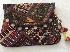 Kaftans Vintage Boho Bag Hippie Style Indian Banjara Gypsy Shoulder Crossbody