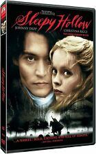 Sleepy Hollow (DVD, 2006) Bilingual Johnny Depp Free Shipping In Canada