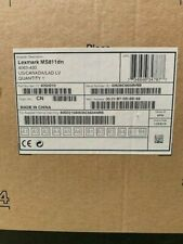 New Lexmark MS811dn Monochrome Laser Printer, Network Ready 40G0210