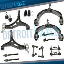 16pc Front Upper Lower Control Arm 2011-2015 Dodge Durango Jeep Grand Cherokee