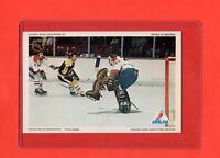 1971-72 Canadiens Ken Dryden Pro Star NHLPA Postcard Nrmnt+