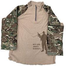UBACS FR MTP Under Body Hot Weather Combat Shirt British Army Surplus