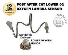 FOR SUZUKI GRAND VITARA 1.6 GV1600 2001-2005 POST CAT REAR OXYGEN LAMBDA SENSOR