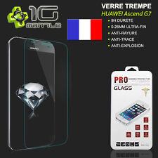 Film Protection/Protege Ecran Vitre/Verre Trempé/Blindé - HUAWEI Ascend G7