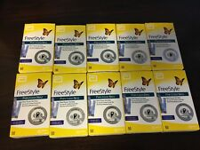 1000 FreeStyle Precision Neo Blood Glucose Test Strips 8/31/2017 20 Boxes 1,000