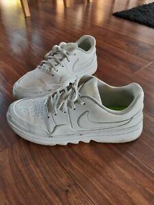 Nike Air Force 1 Turnschuhe Leder Sneaker 42,5 11