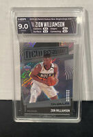 2019-20 Panini Status Tmall New Beginnings Zion Williamson Rookie RC HGA 9 Mint