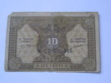 10 Cents French Indochina (See Photos) #33