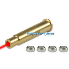 303BR Rifle Laser Bore Sight CAL Caliber Red Dot Laser Boresighter Cartridge