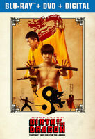 Birth Of The Dragon [New Blu-ray] With DVD, 2 Pack, Digitally Mastered In Hd