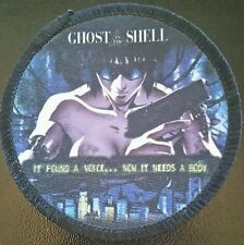 GHOST IN THE SHELL Patch parche mamoru oshii Motoko Kusanagi